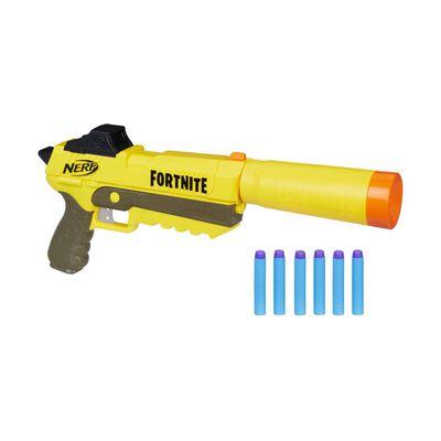 Lanzardor De Dardos Nerf Nerf Fortnite Sp-L