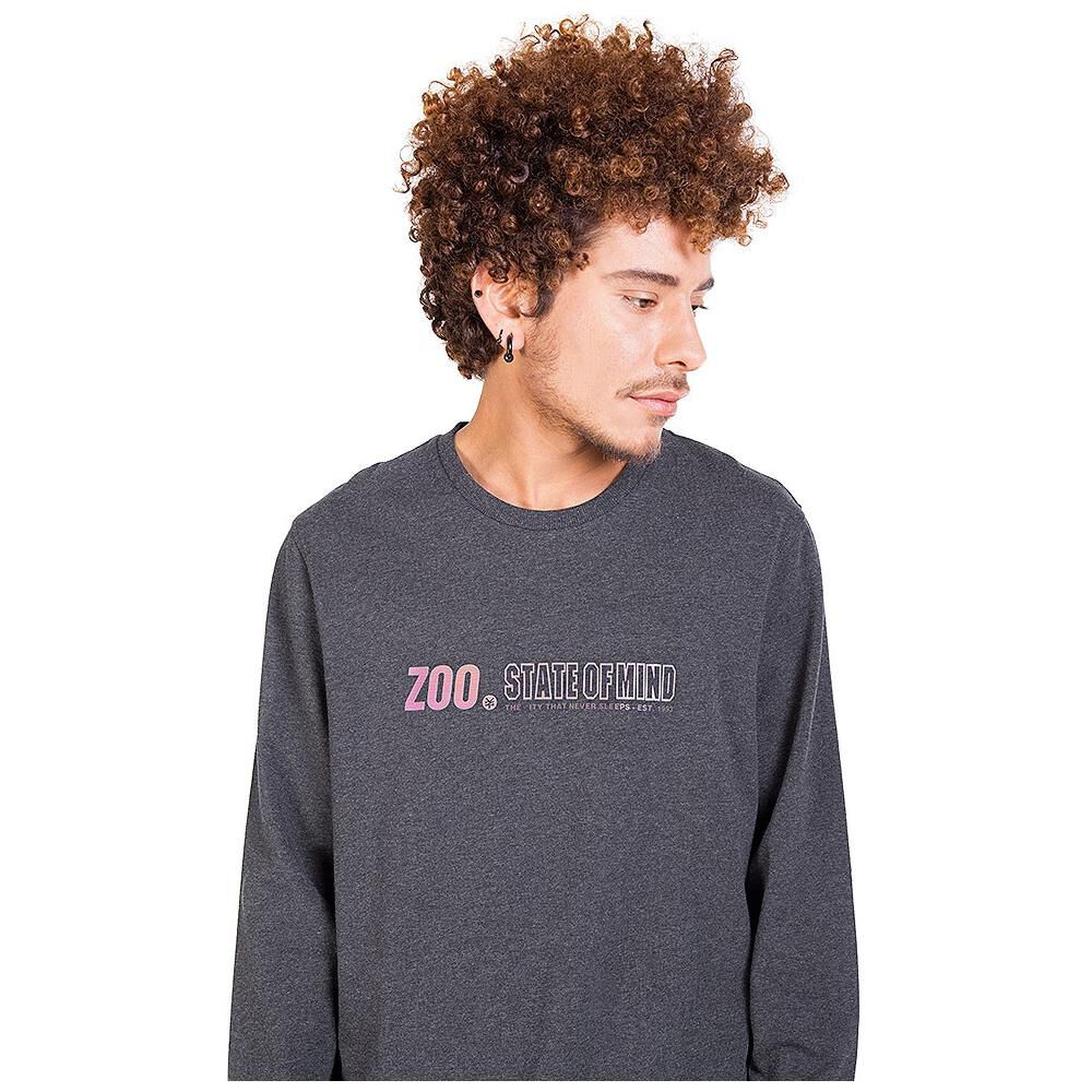 Polera  Hombre Zoo York image number 2.0