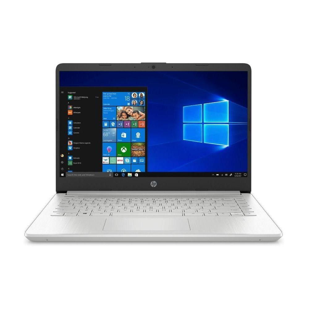 """Notebook Reacondicionado Hp 14-dq1043c I3 / Intel Core I3 / 8 Gb Ram / Uhd Graphics / 256 Gb Ssd / 14"""" / Teclado En Inglés image number 1.0"""