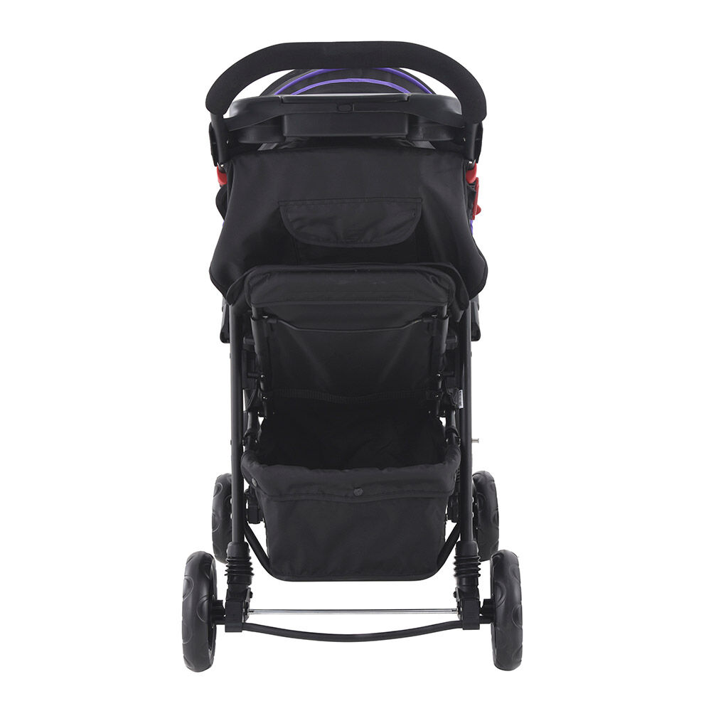Coche Travel System Baby Way Bw-413M18 image number 4.0