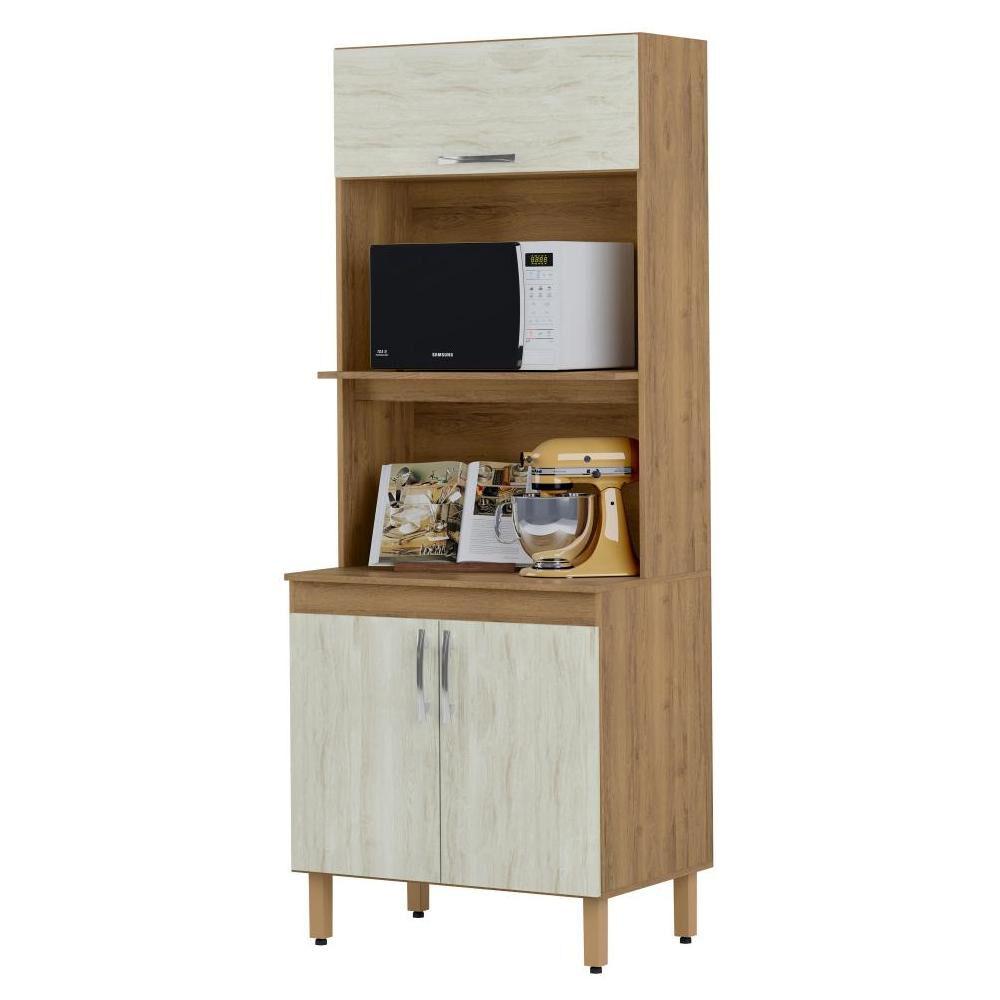Mueble De Cocina Home Mobili Kalahari/montana / 3 Puertas image number 0.0