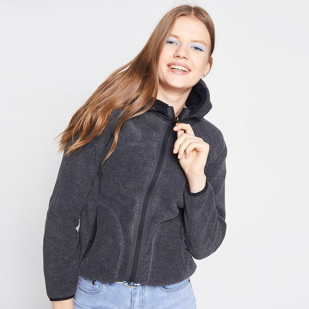 Chaqueta Reversible Mujer Freedom image number 4.0