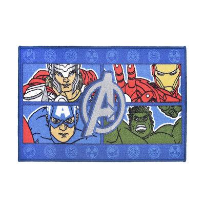 Bajada De Cama Marvel Avengers Four Power 57X90 Cm