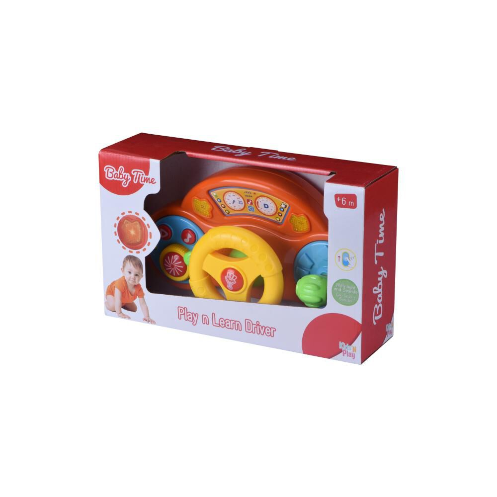 Juego Didactico Hitoys Play N Learn Driver image number 1.0