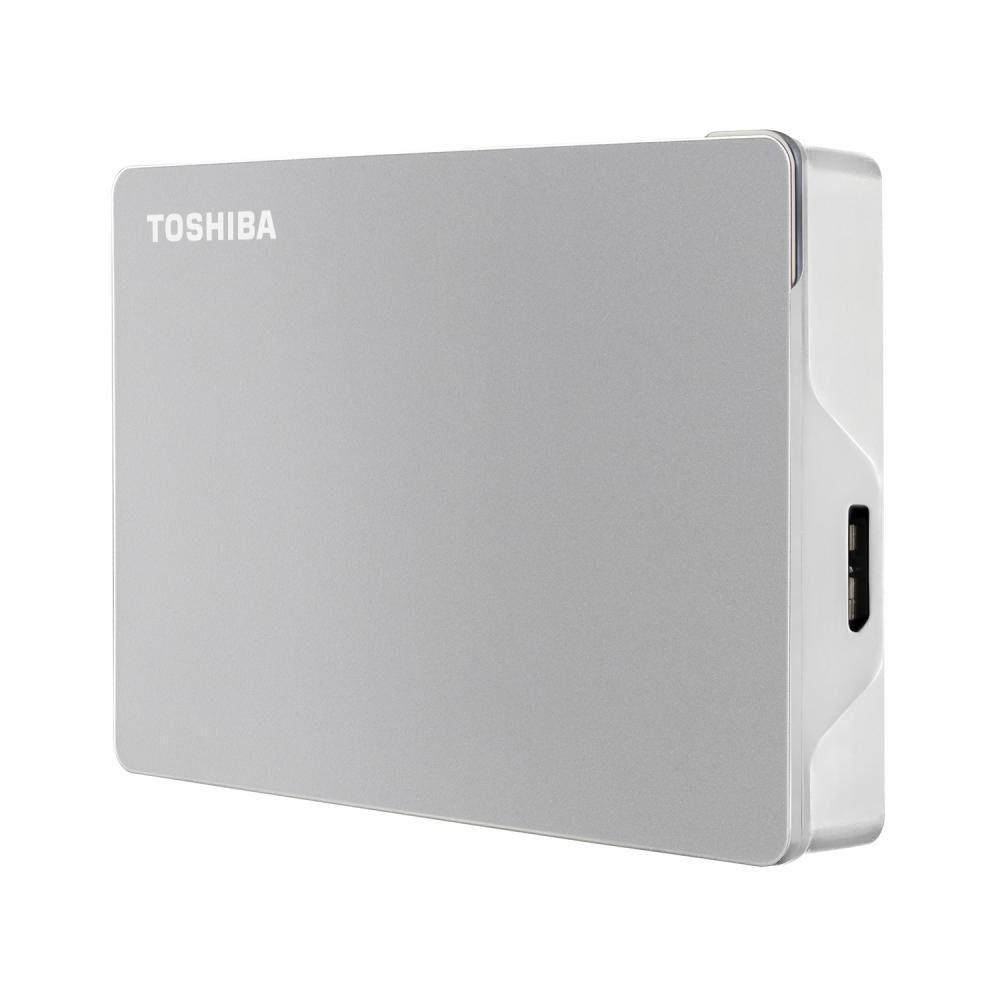 Disco Duro Portátil Toshiba Canvio Flex / 4 Tb + Cables image number 2.0
