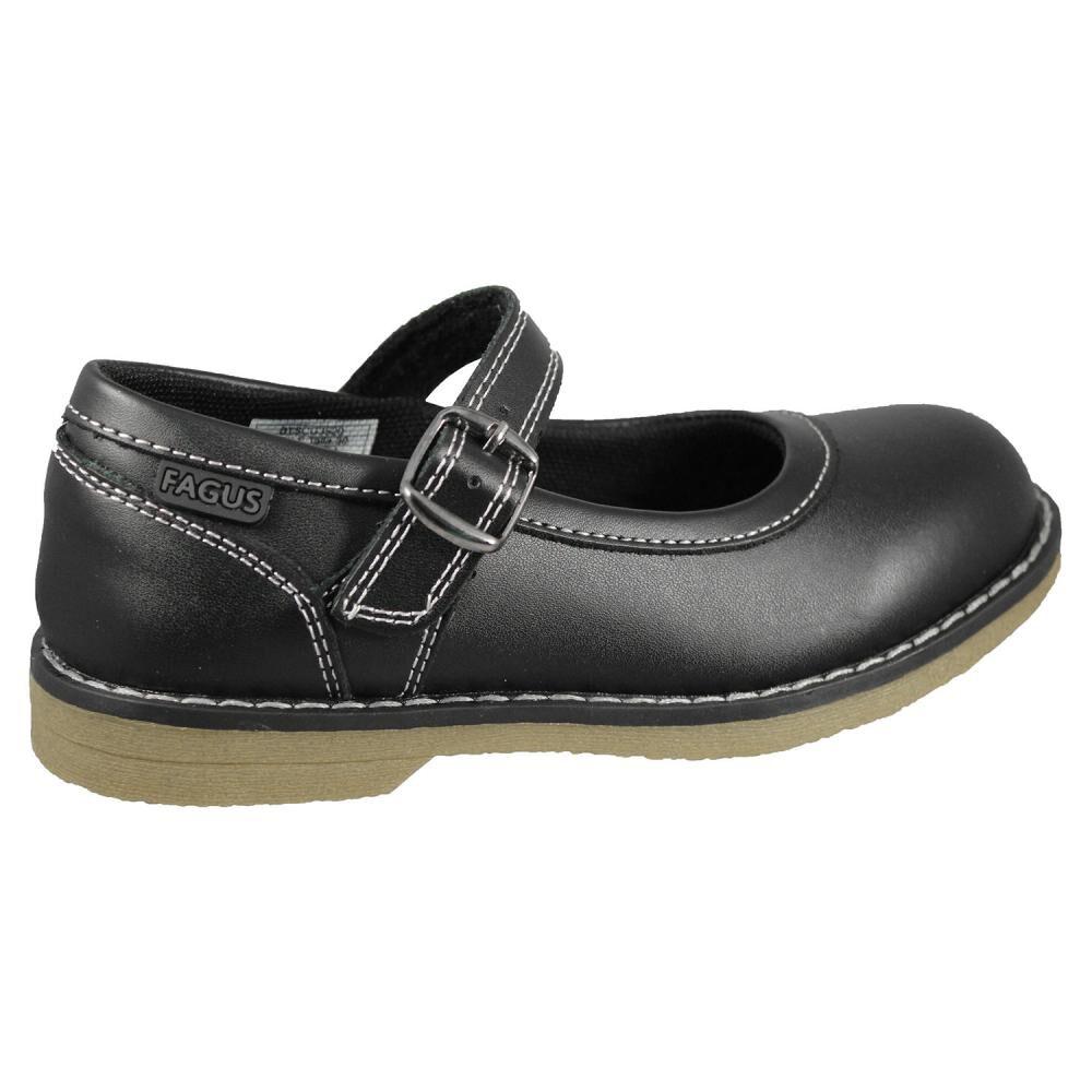 Zapato Mafalda Escolar Niña Fagus image number 3.0