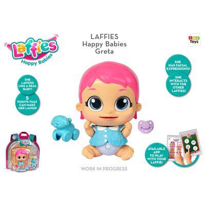Muñeca Laffies Greta