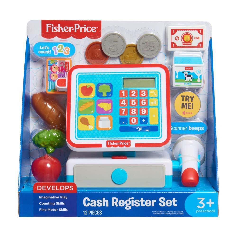 Juegos Fisher Price Caja Registradora image number 0.0