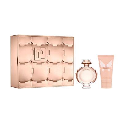 Perfume Paco Rabanne Olympea Edp / 50Ml + Body Lotion 75Ml