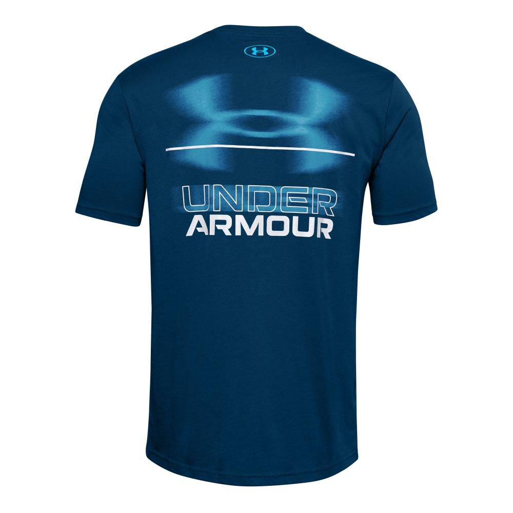 Polera Hombre Under Armour image number 1.0