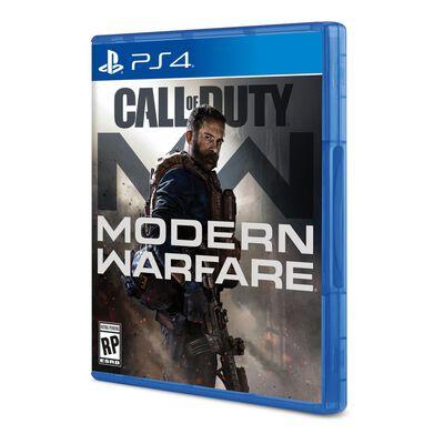 Juego Ps4 Call Of Duty Modern Warfare