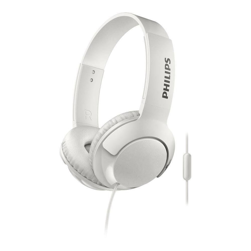 Audifonos Philips Bass+Bl Shl3075Bk image number 1.0