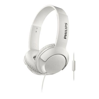 Audifonos Philips Bass+Bl Shl3075Bk