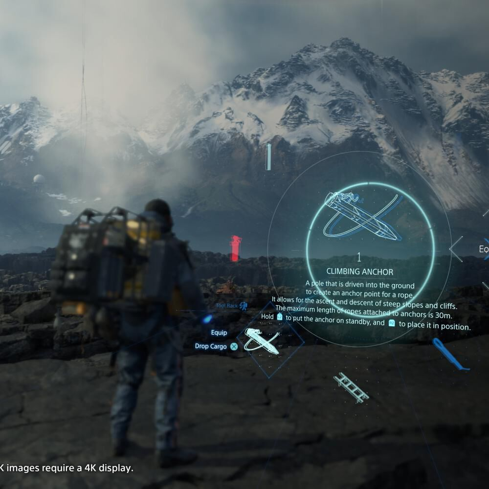 Juego Ps4 Death Stranding image number 1.0