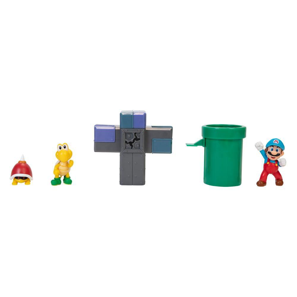 Figura Coleccionable Nintendo Diorama Super Mario Underground image number 4.0