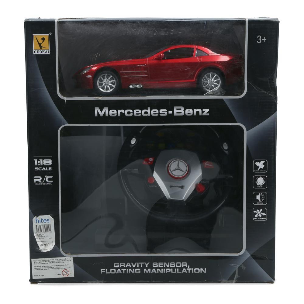 Auto Radiocontrolado Hitoys Mercedes-Benz image number 0.0