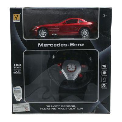 Auto Radiocontrolado Hitoys Mercedes-Benz