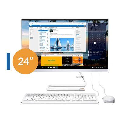 "All In One Lenovo Ideacentre A340-24IWL / Intel Core I3 / 8 GB Ram / 512 GB SSD / 23.8 """