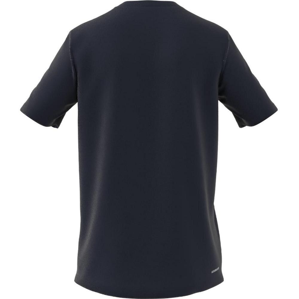 Polera Hombre Adidas Aeroready Designed To Move Sport image number 6.0
