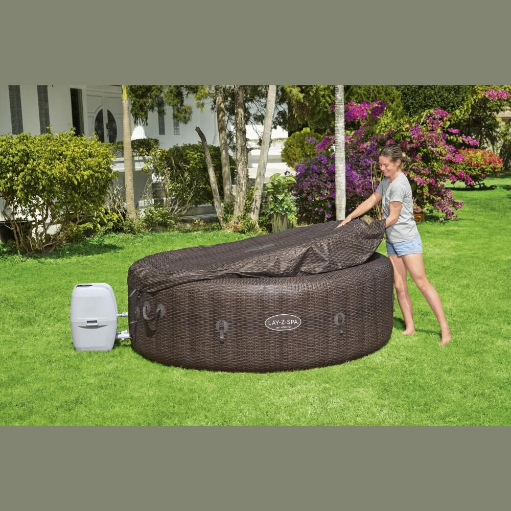 Spa Inflable St. Moritz Airjet Bestway / 5-7 Personas image number 10.0