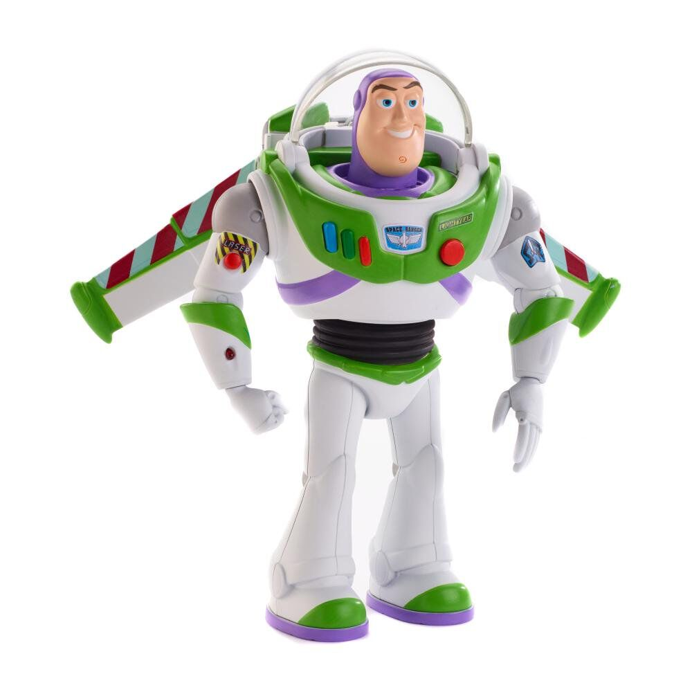 Figura De Pelicula Toy Story Movimientos Reales image number 0.0