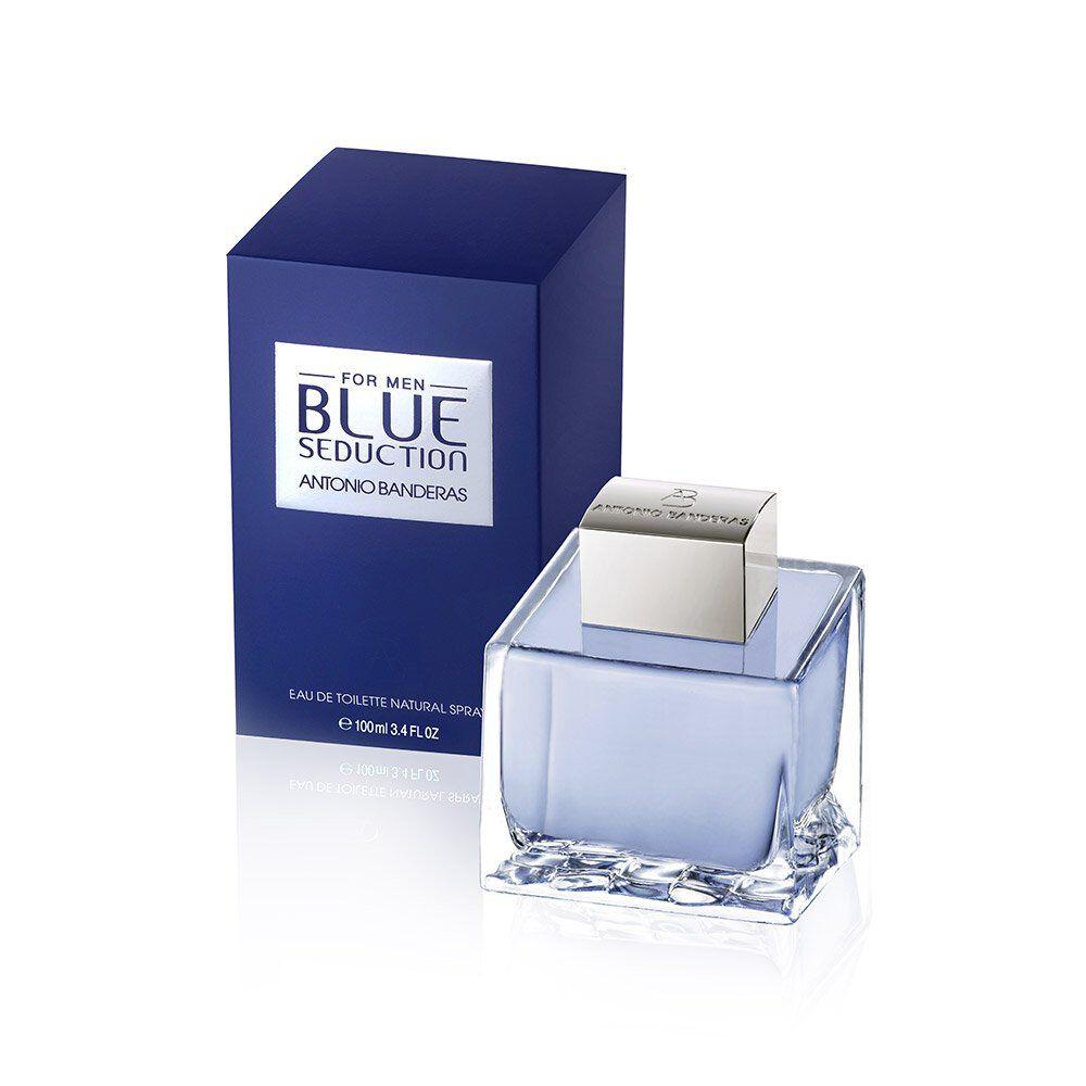 Perfume Antonio Banderas Blue Seduction Men Edt / 100 Ml / Edt / image number 0.0