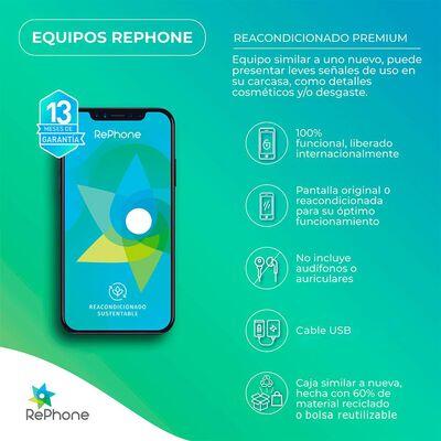 Smartphone Apple Iphone 7 Plus Reacondicionado Plata / 128 Gb / Liberado