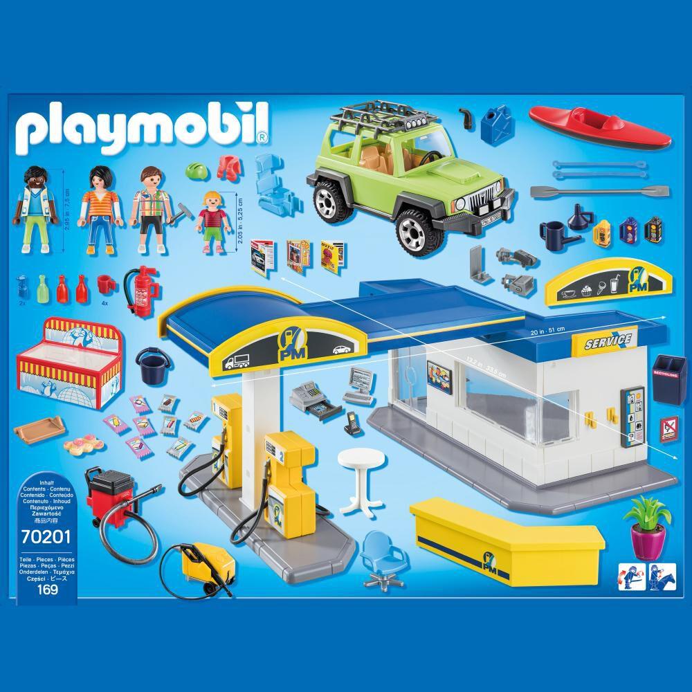 Playmobil Gasolinera image number 1.0
