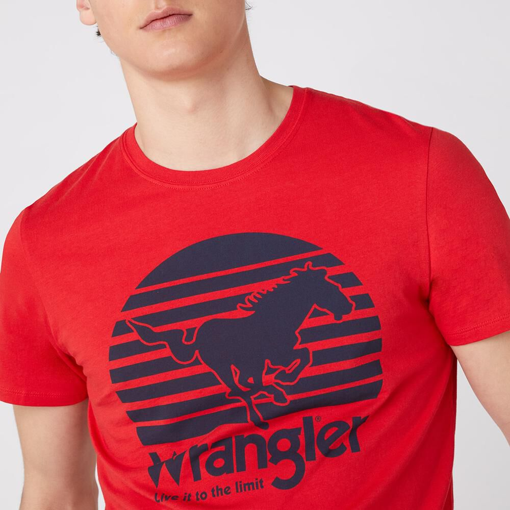 Polera Hombre Wrangler image number 3.0