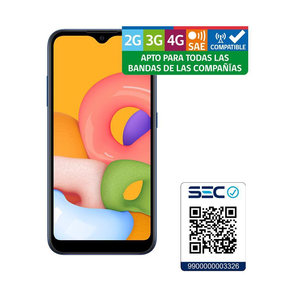Smartphone Samsung A01 32 Gb - Liberado image number 7.0