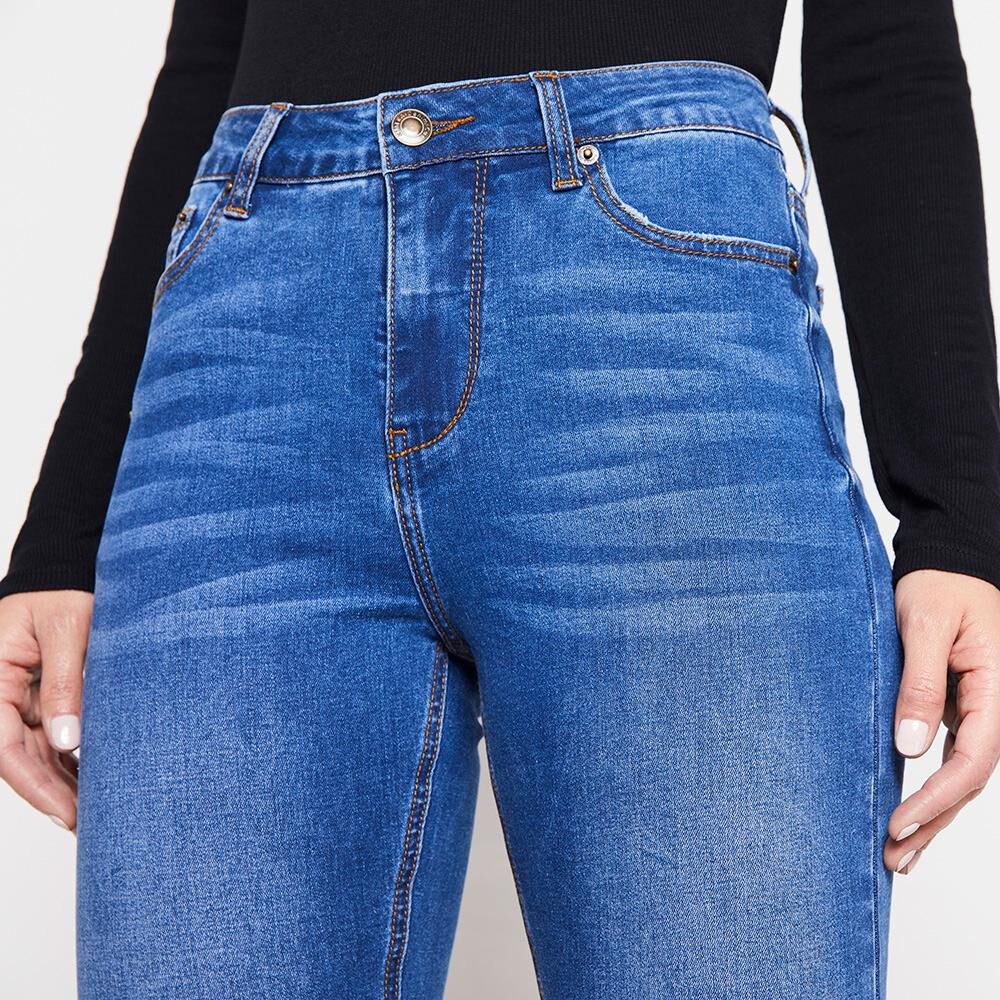Jeans Mujer Kimera image number 3.0