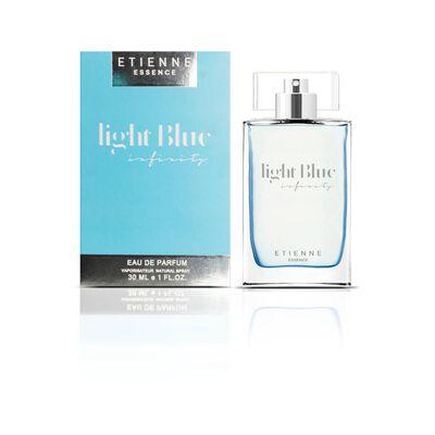 Perfume Mujer Light Blue Infinity Etienne Essence / 30 Ml / Eau De Parfum