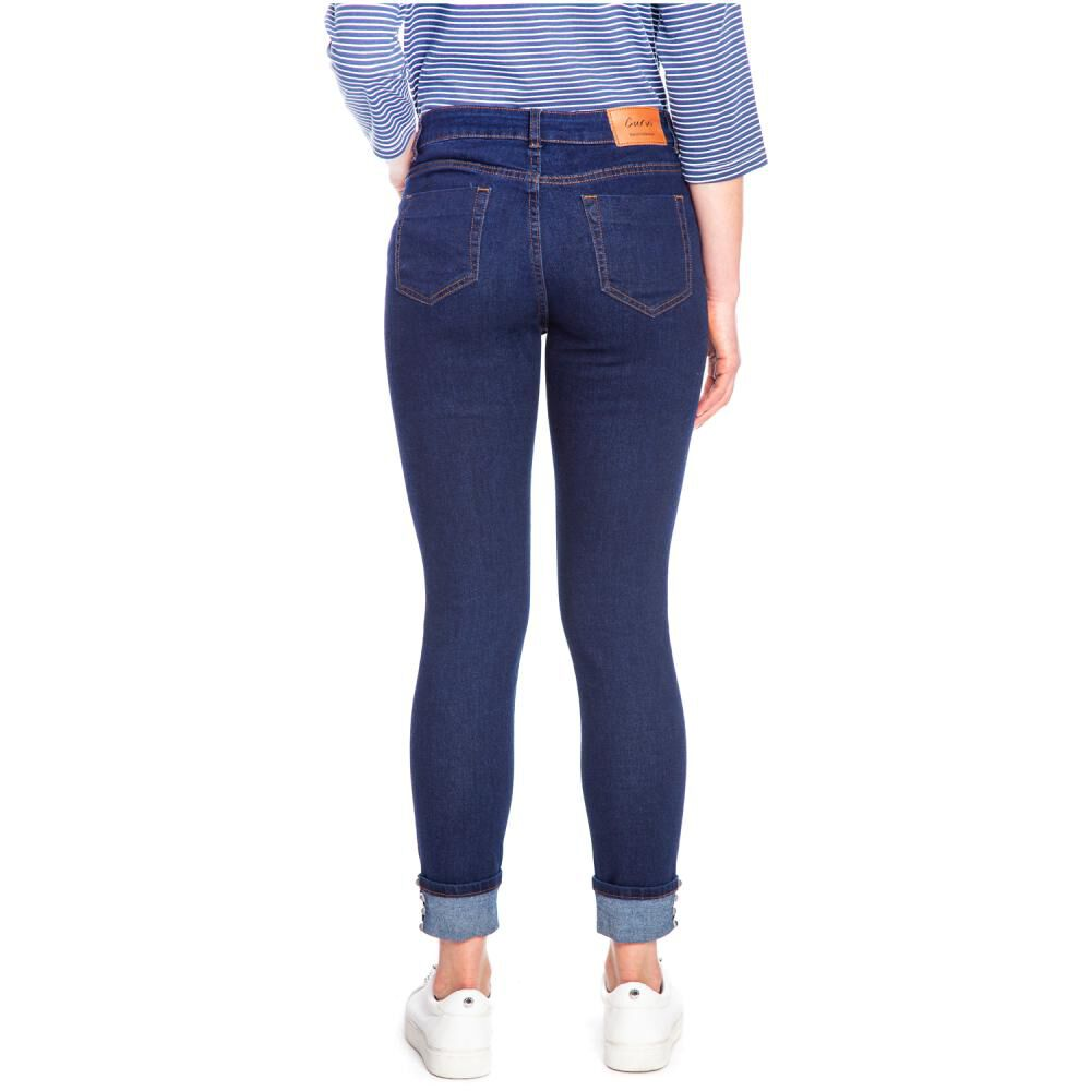 Jeans Mujer Curvi image number 1.0