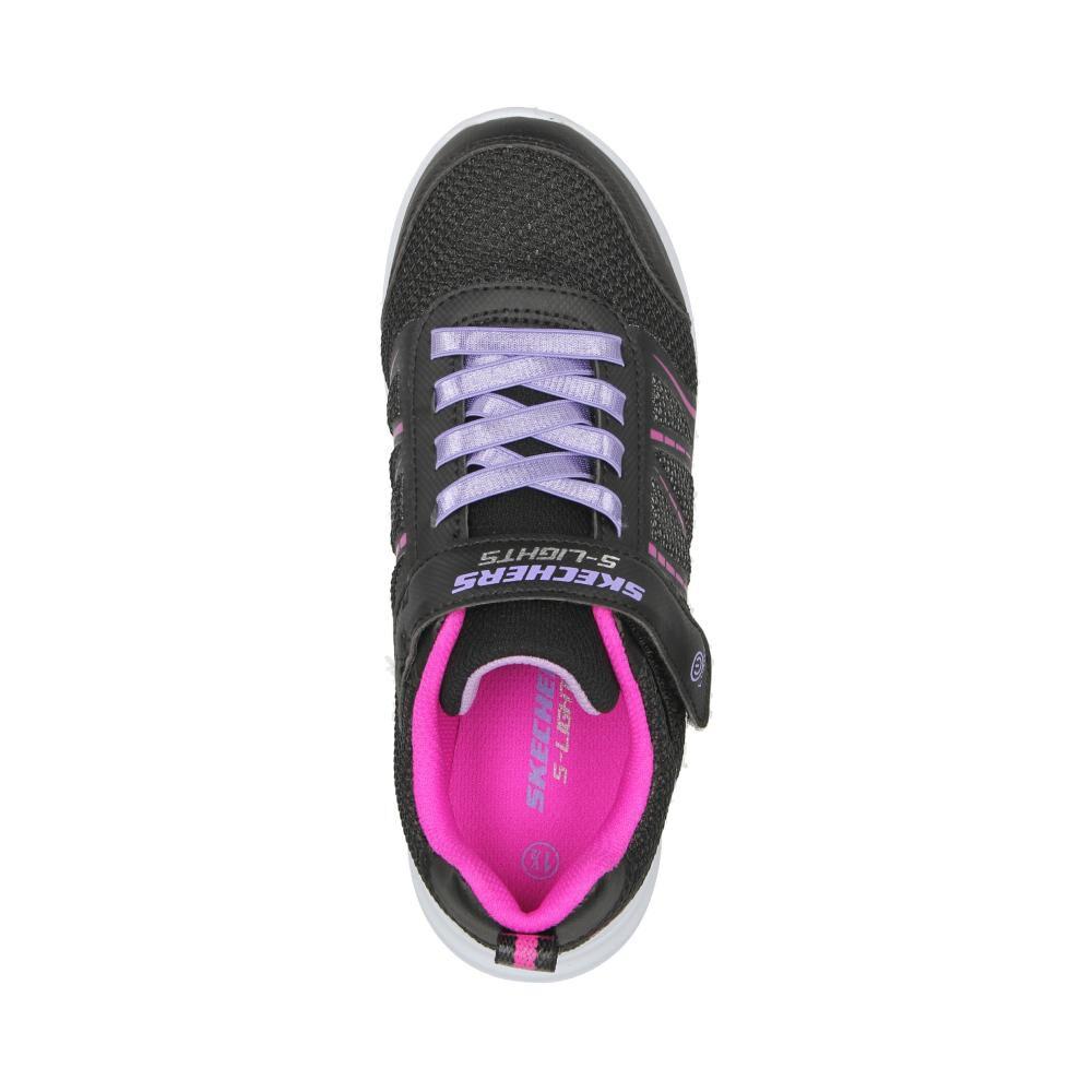 Zapatilla Infantil Skechers Shimmy Brights image number 3.0