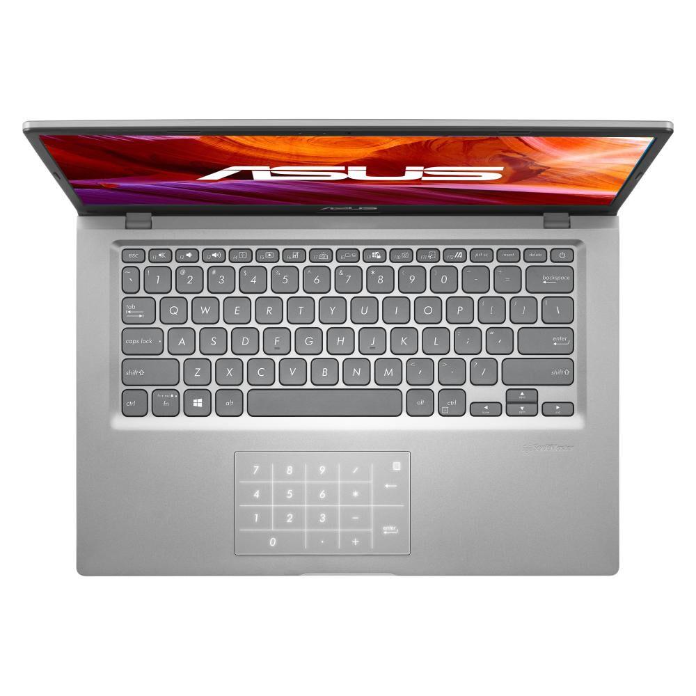 "Notebook Asus X415ea-eb742t / Transparent Silver / Intel Core I7 / 8 Gb Ram / Intel Iris Xe / 512 Gb Ssd / 14 "" image number 4.0"