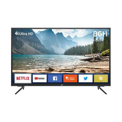 """Led BGH B5519uk6ic / 55"""" / Ultra Hd 4k / Smart Tv"""