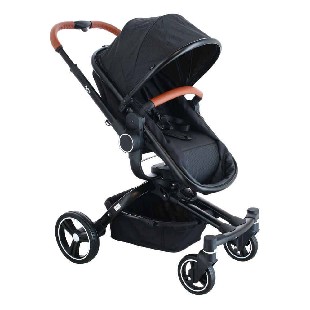 Coche Travel System Baby Way Bw-414N20 image number 3.0