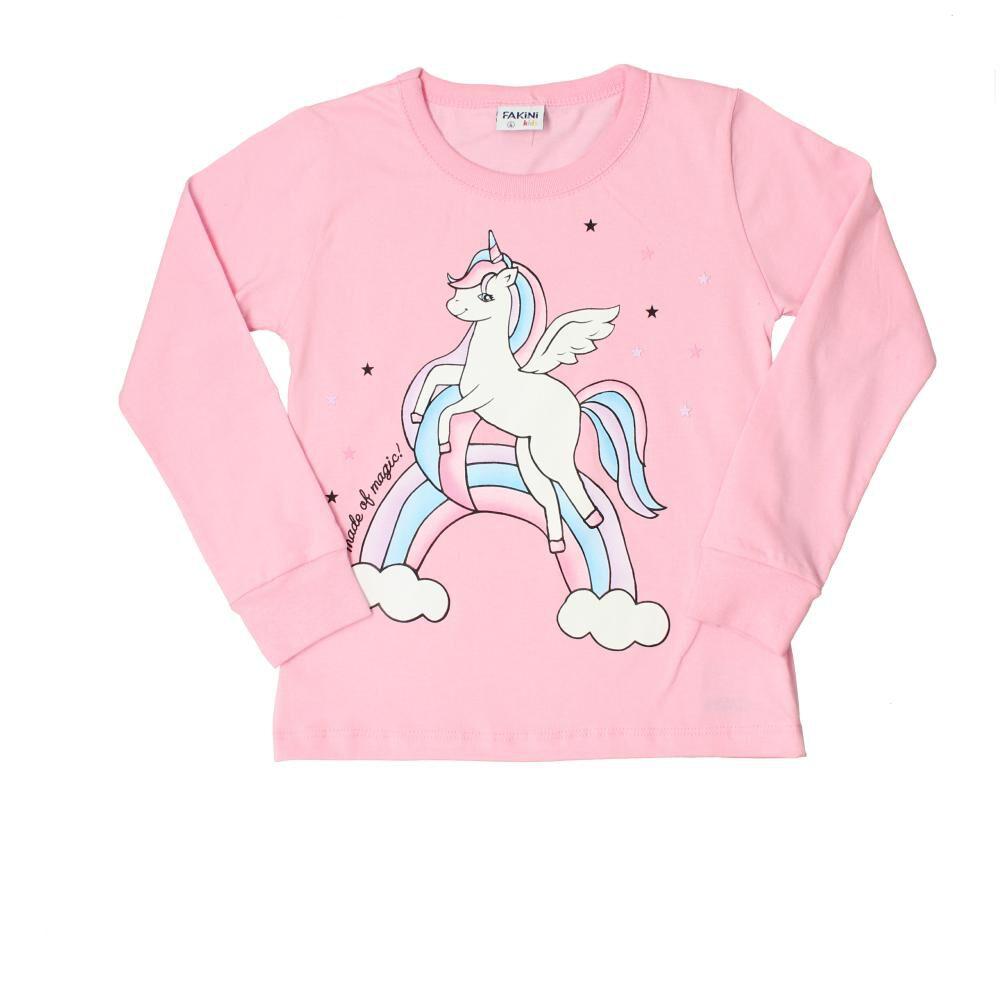 Pijama Niña Sleepwear / 2 Piezas image number 1.0