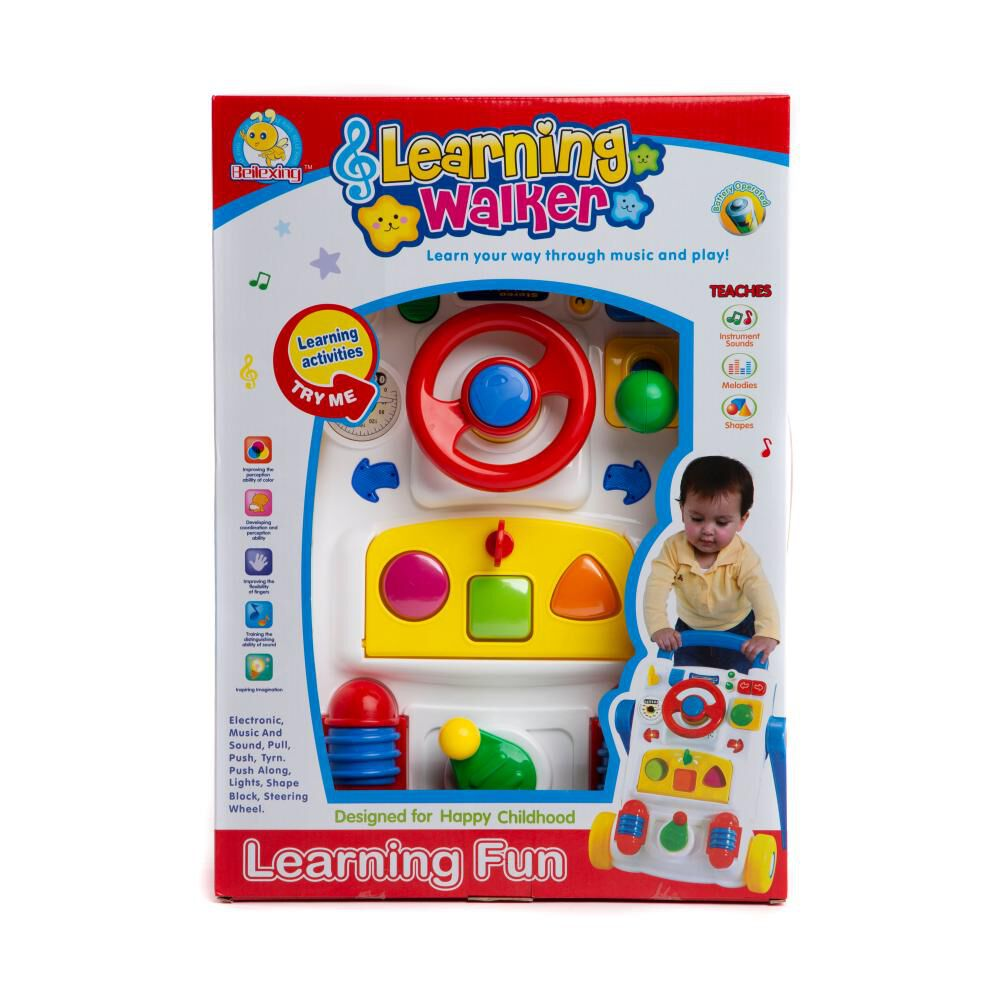 Juguete Educativo Hitoys Learning Walker image number 0.0