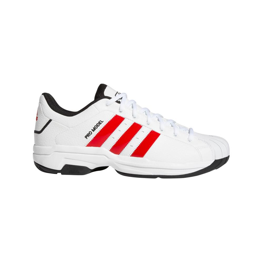 Zapatilla Basketball Hombre Adidas Pro Model 2g Low image number 1.0