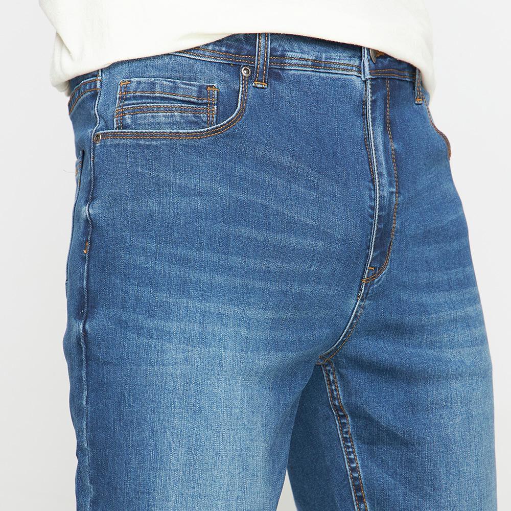 Jeans Hombre Az Black image number 3.0