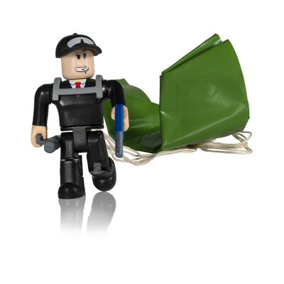 Figura De Acción Roblox Jailbreak Agente Secreto