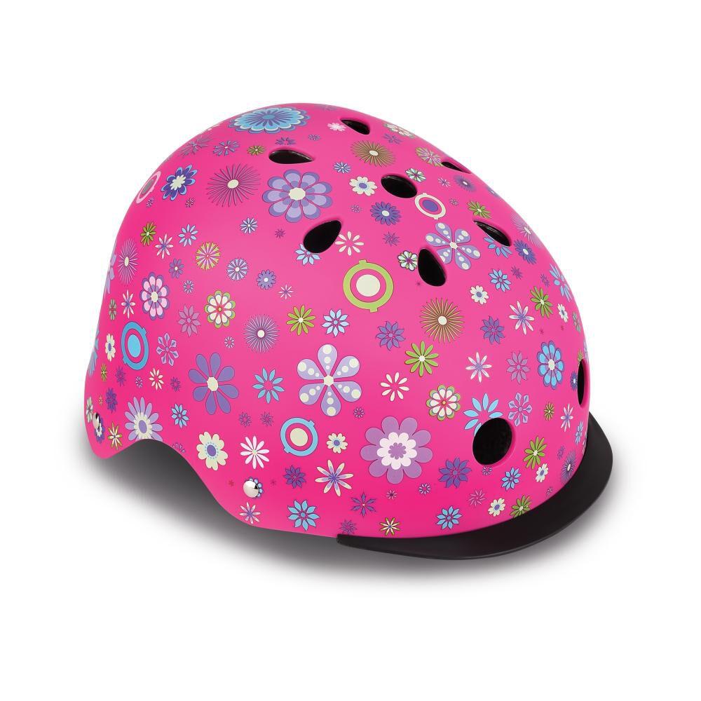 Casco Globber Helmet Elite Lights Pink  Xs/S image number 0.0