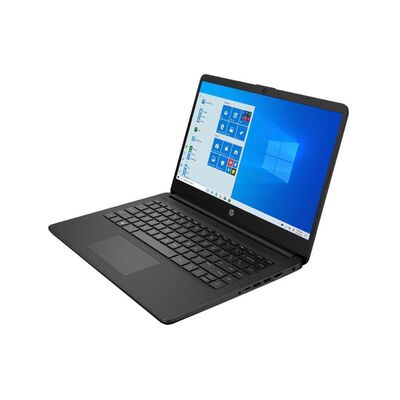 """Notebook Hp 14-fq0013dx Reacondicionado / Amd Athlon / 4 Gb Ram / Amd Radeon Graphics / 128 Gb Ssd / 14 """"/ Teclado en Inglés"""