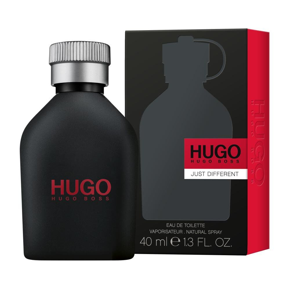 Perfume Just Different Hugo Boss / 40 Ml / Edt image number 0.0