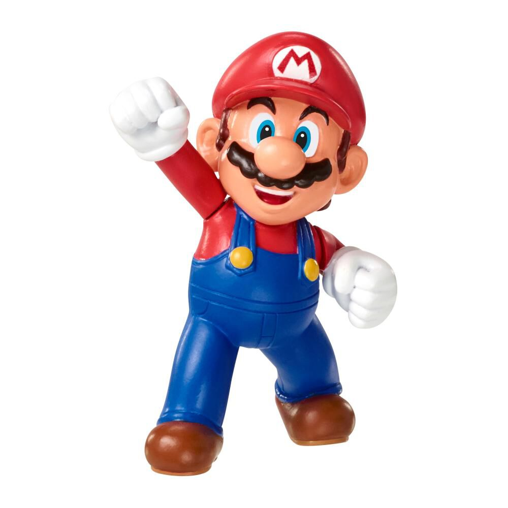 Figura Coleccionable Nintendo Playset Mario Acorn Plains image number 4.0