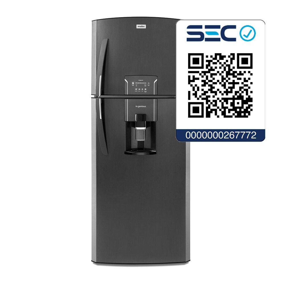 Refrigerador Mabe Rmp400Fzuc / No Frost / 400 Litros image number 3.0