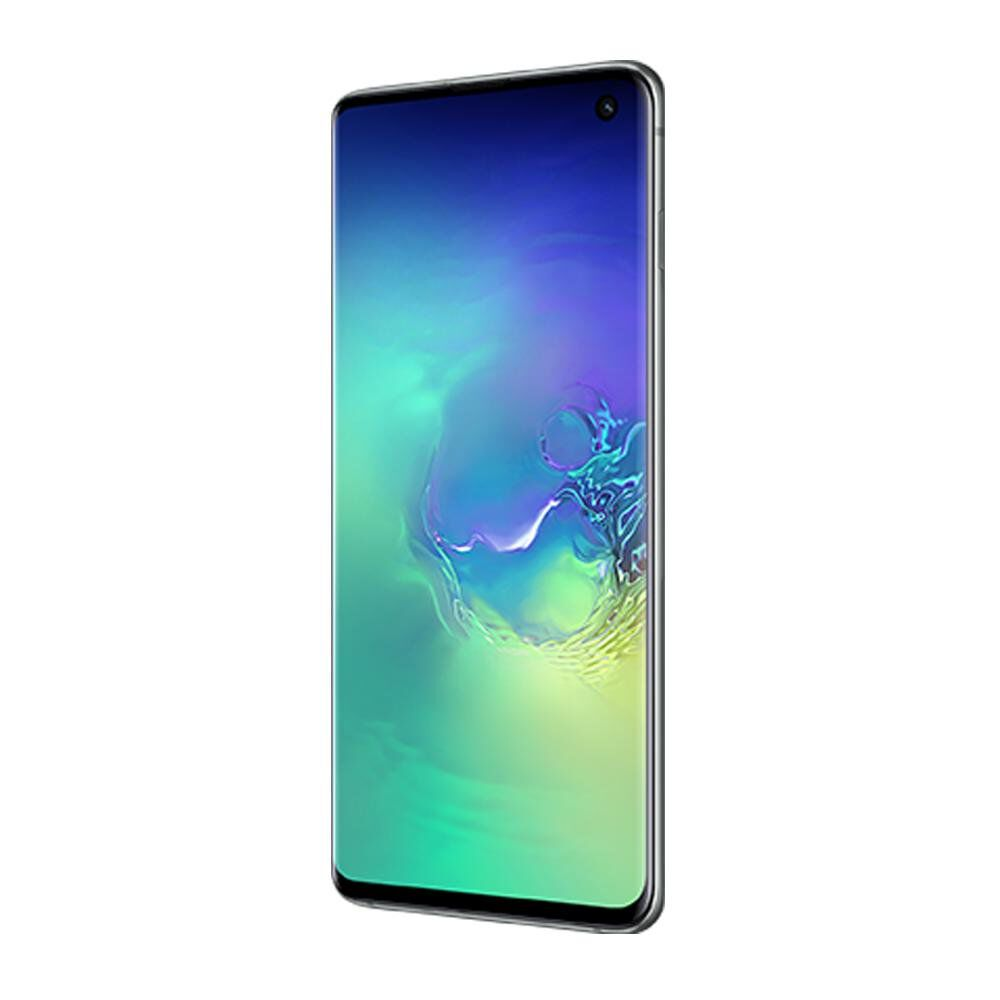 Smartphone Samsung Galaxy S10  Verde  /  128 GB   /  Liberado image number 3.0
