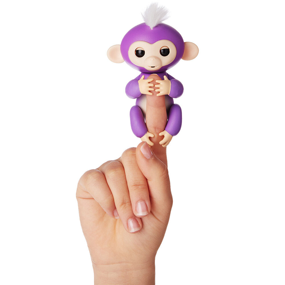 Juguete Fingerlings Purple Mia image number 0.0