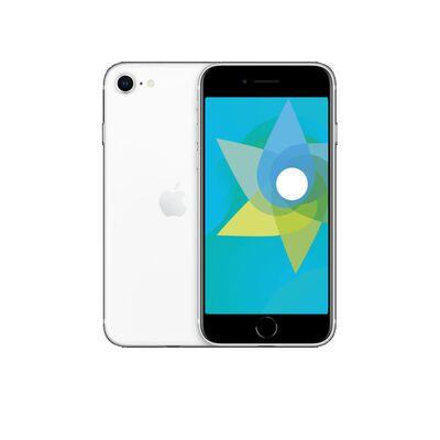 Smartphone Apple Iphone Se 2 Reacondicionado Blanco / 128 Gb / Liberado